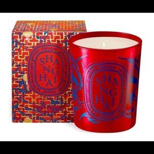 DIPTYQUE NIB Shanghai City Candle Limited Edition